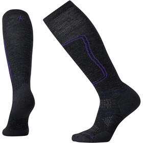 Smartwool PhD Ski Light Socks Women charcoal